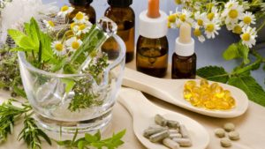 Herboristería medicinal