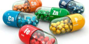 Herbolario vitaminas